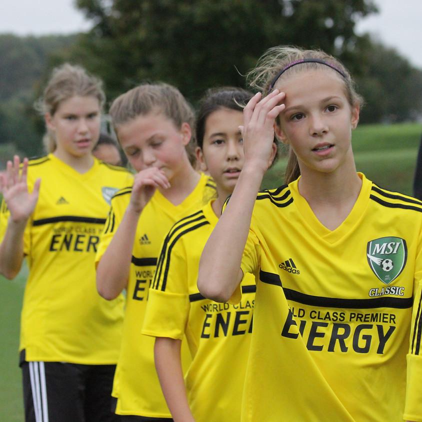 U13 & U14 Mandatory Pre-Season Training