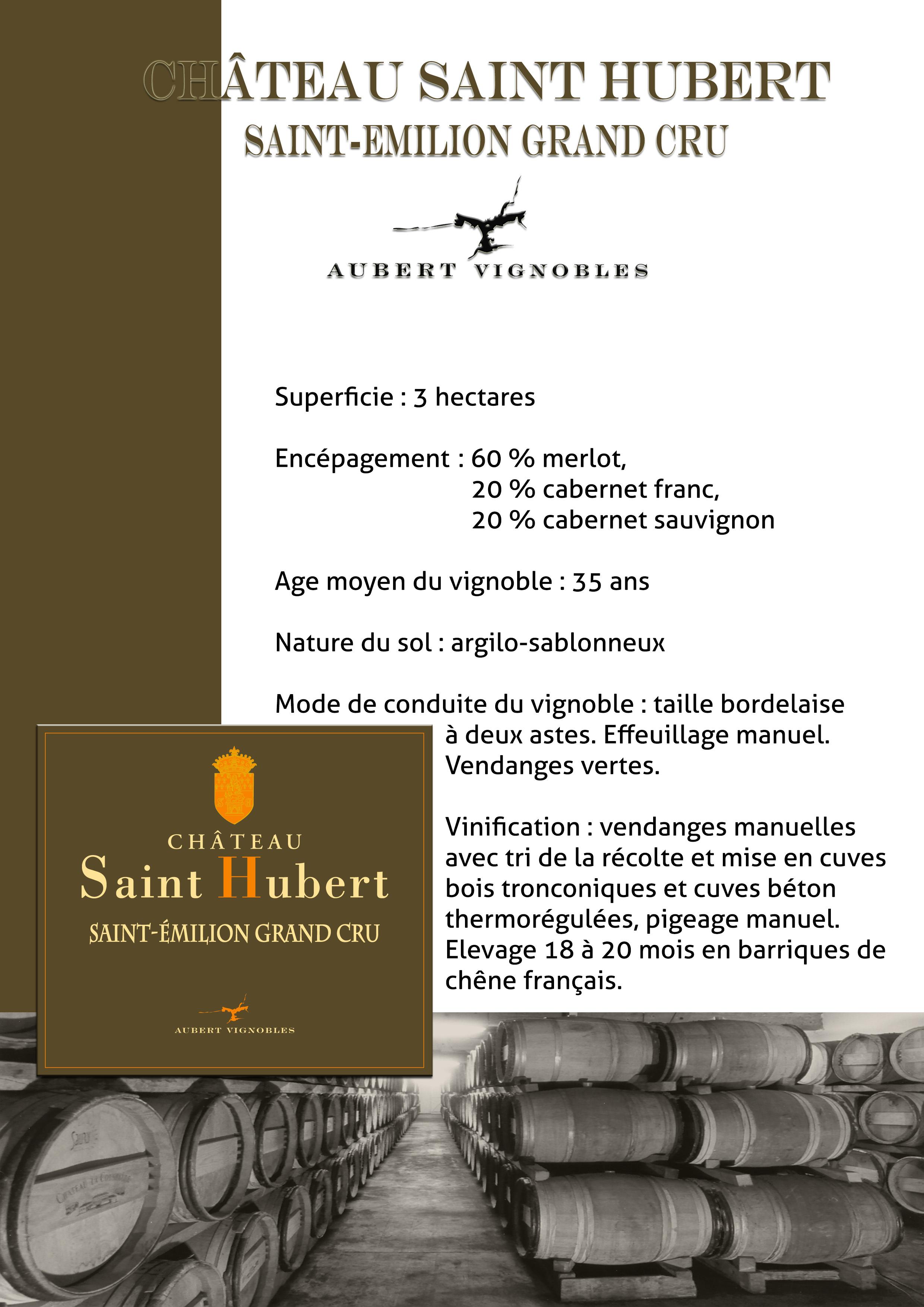 Château Saint Hubert