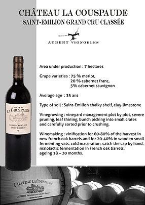 Vignobles Aubert | Press Kit English