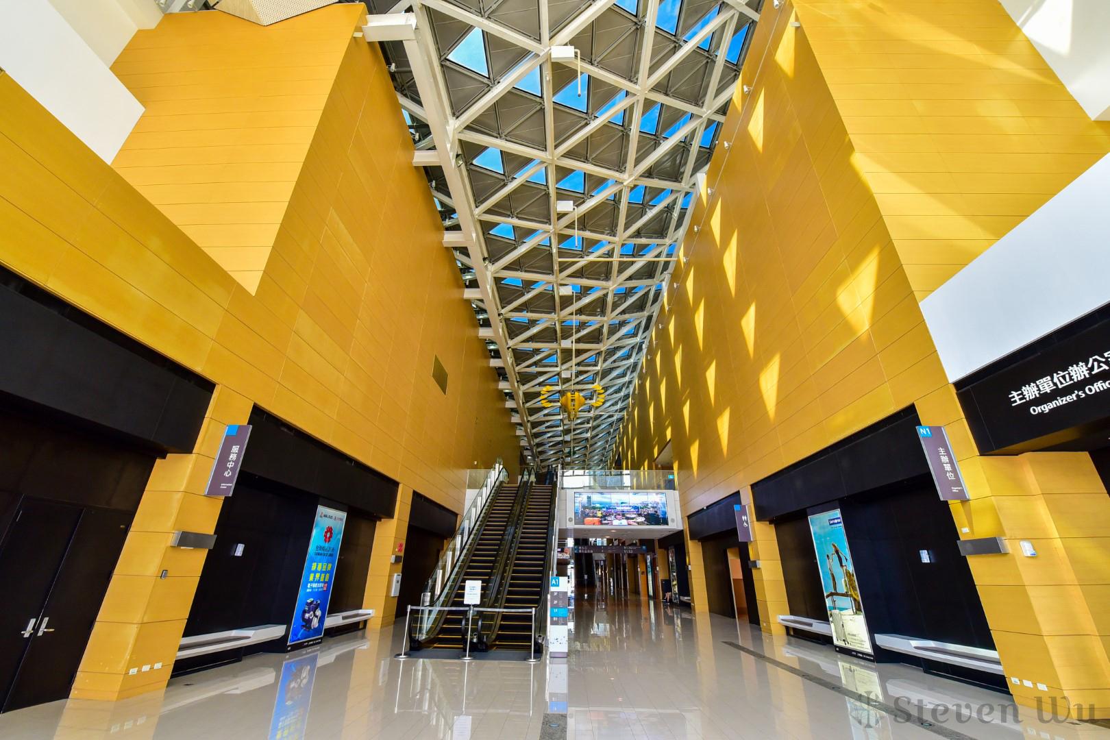 高雄展覽館內部