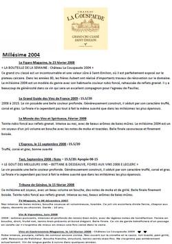 Château La Couspaude 2004 part 3
