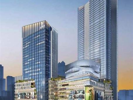 富邦高雄龍華國小地上權將動土 投資350億元蓋商辦和旅館
