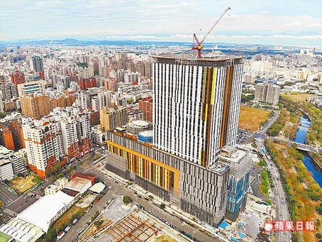 700間客房 高雄最大萬豪酒店年底前試營運