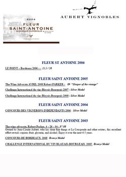 Fleur Saint Antoine part 2