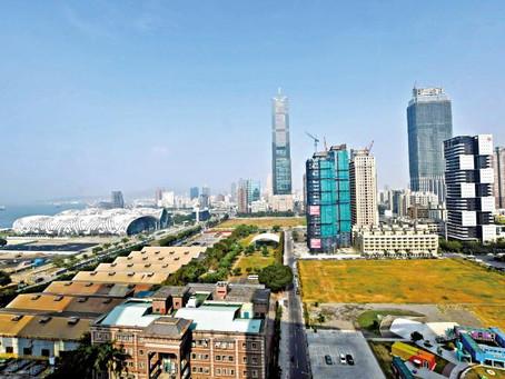 亞洲新灣區建設多 豪宅大樓市場看俏
