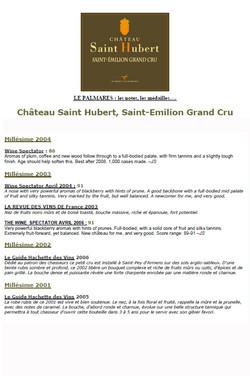 Château Saint Hubert part1