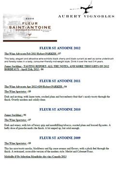 Fleur Saint Antoine part 1