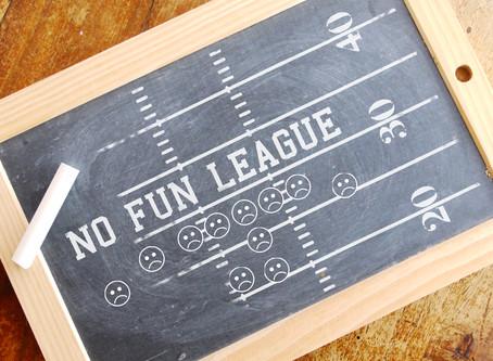 The No Fun League