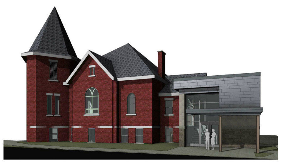 HSUC rendering