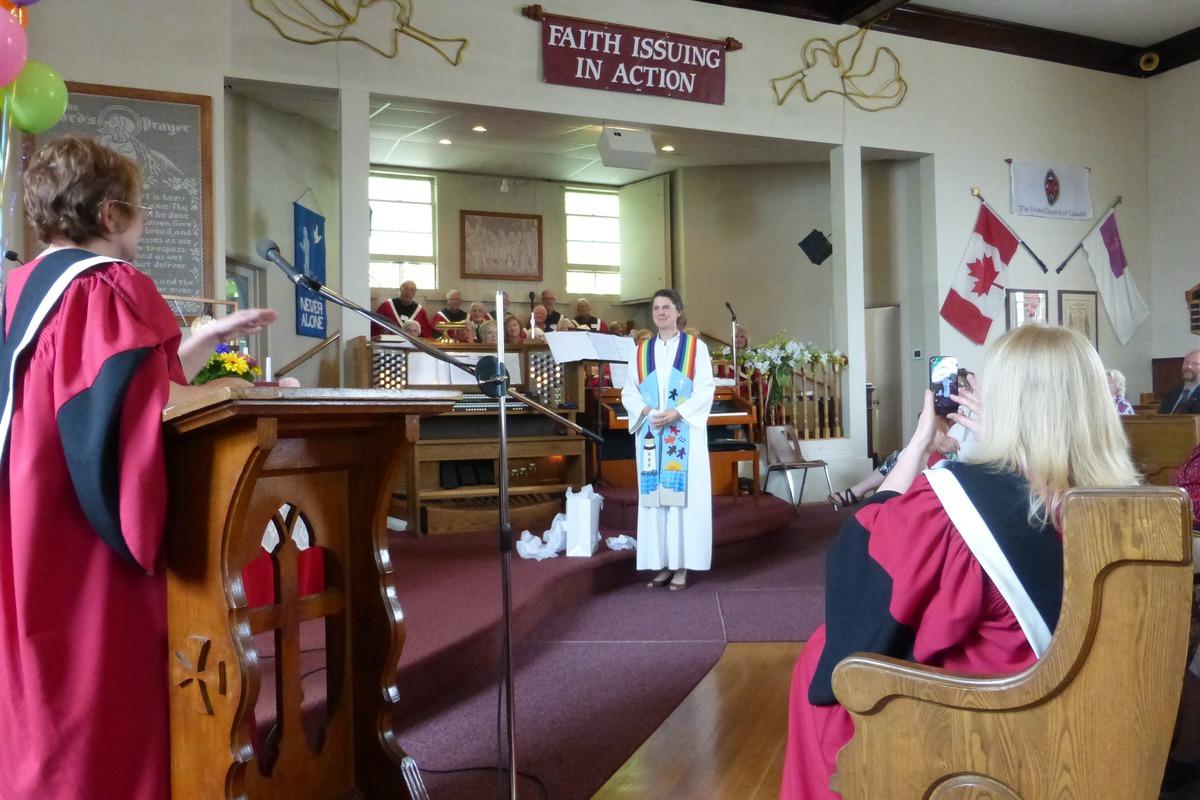 Rev. Kate