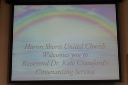 Welcome Rev. Kate