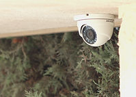 professional security camera installation