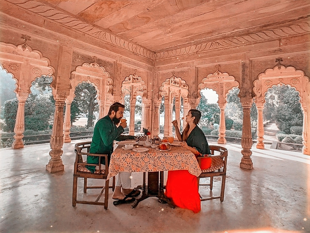 || that nomadcouple || deo bagh || gwalior || mp tourism || Madhya Pradesh || India travel || best hotels || beautiful hotels || non hotel hotel || heritage hotel || heritage property || india tourism || my_fernweh_soul || offbeat_trouvaille || travelblog || best hotel in gwalior || char bagh || baradari || india || mughal era || indian food || hotel reviews || tripadvisor ||