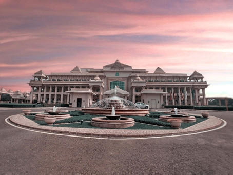 ITC Grand Bharat- Responsible Luxury