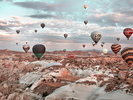 Top Things to do in Cappadocia..