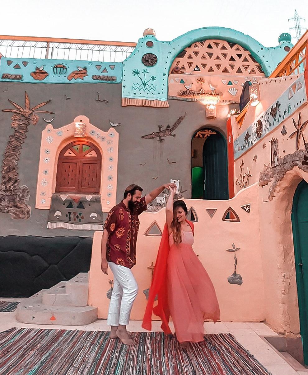 || egypt || nubian village || aswan || egypt itinerary || that nomadcouple || backpacker || travel blogger || offbeat travel || nubia || africa || google pixel || made by google || leisure travel || nubian food || mummification || colorful village || experience egypt || egypt tourism || egypt itinerary || crcodiles || oldest civilization || beautiful destination || where is nubian village ||