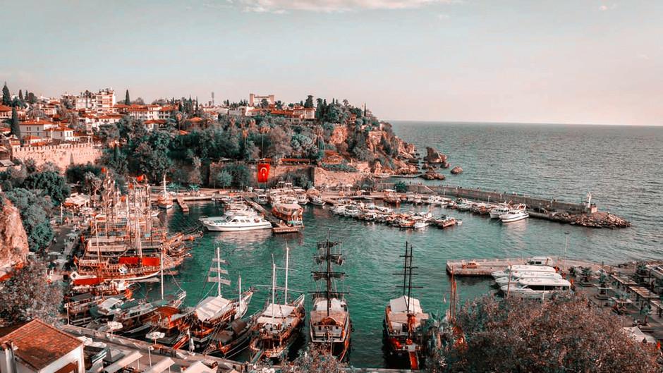 Antalya- The Pearl City Of Mediterranean