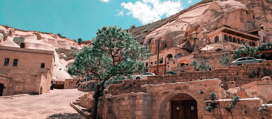 Cappadocia Cave Suites: Why choose Cave hotels over Regular hotels..?