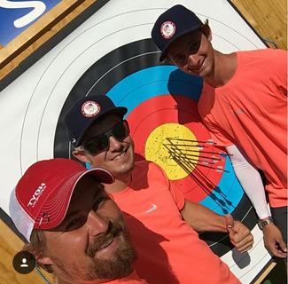 Archery Day 1! Recurve Men Teams