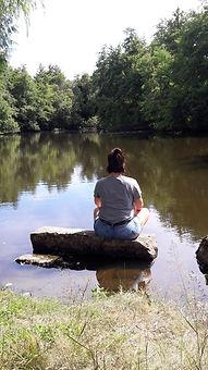 une pause zen
