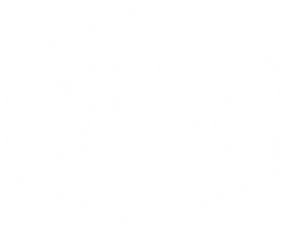 Logo Berlin Athletic - Functional Outdoor Athletic Training Bootcamp