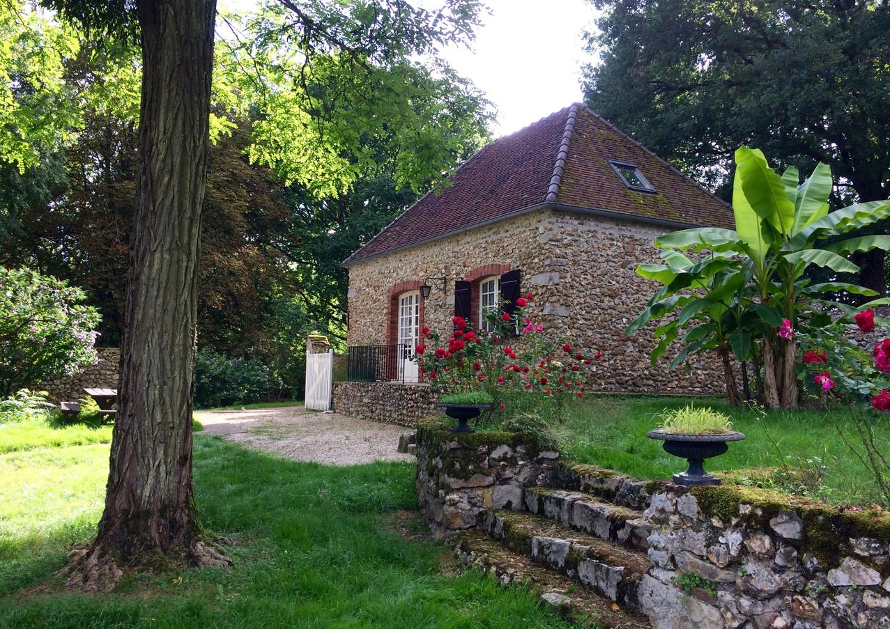 Pavillon du puits