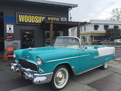 redwood city auto repair shop