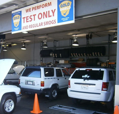 auto repair services redwod cty