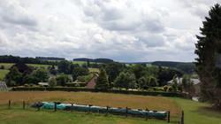 Zicht Ardennen Sur Les Sarts