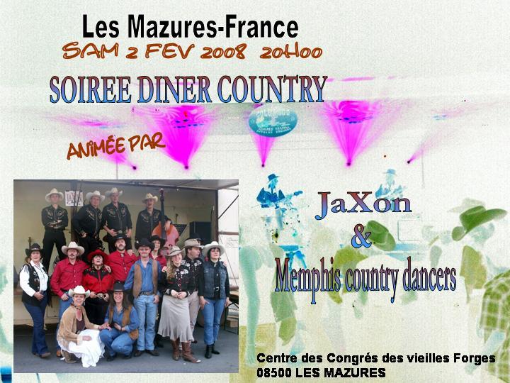 2008 Les Mazures