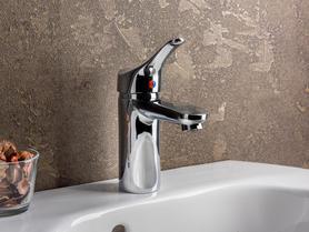 Palermo Washbasin Single Lever Mixer wit
