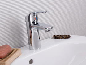 Napoli Washbasin Single Lever Mixer with