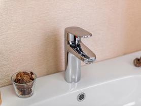 Livorno Washbasin Single Lever Mixer wit