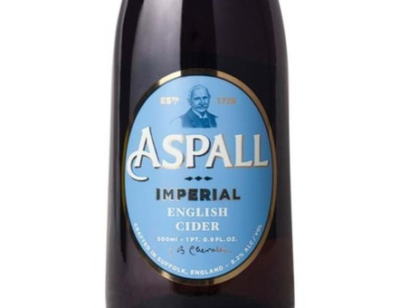 Review: Aspall Imperial English Cider