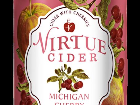 Review: Virtue Michigan Cherry Cider