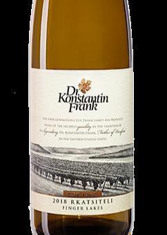 Wine Review: 2019 Dr. Konstantin Frank Rkatsiteli