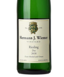 Review: 2018 Hermann J. Wiemer Riesling