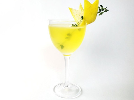 Bartender Diaries: Staci Perry and the Old Yeller Cocktail