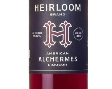 Spirit Review and Recipe: Heirloom Alchermes