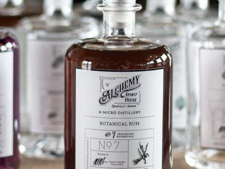 Review: Alchemy Spirit House Botanical Rum