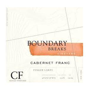 Review: Boundary Breaks Vineyards 2018 Cabernet Franc