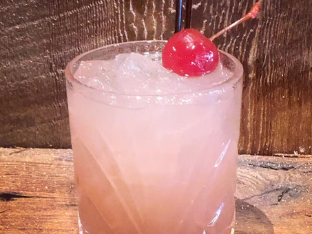 Bartender Diaries: Cherry-O Baby by Patrick Riley