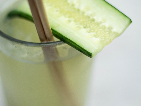 Cocktail Recipe: Cucumber-Lime Summer Beer Punch