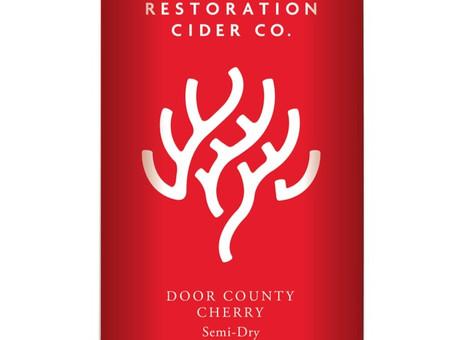 Review: Restoration Cider Door County Cherry Semi Dry