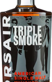 Review: Corsair Triple Smoked Whiskey