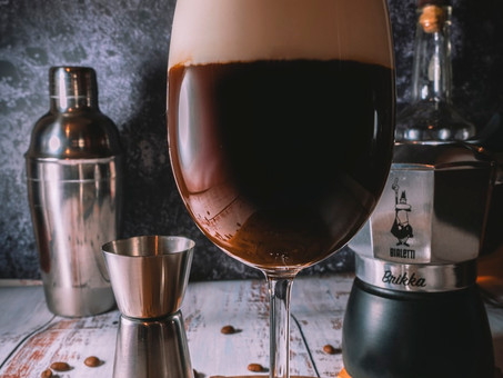 Cocktail Recipe: Spirited Coffee