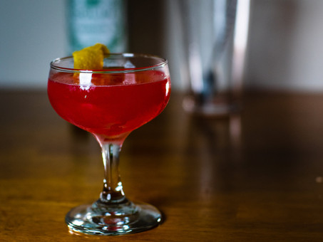 Cocktail Recipe: Scofflaw Cocktail