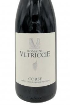 Review: 2015 Domaine Vetriccie Corse Rouge