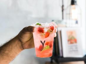 Recipe: Strawberry-Mint Lemonade Punch