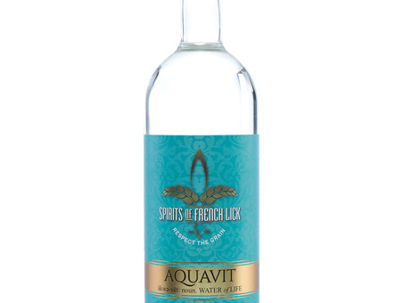 Spirit Review and Cocktail: Spirits of French Lick Aquavit and the Bullshot